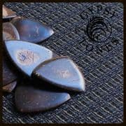 Gypsy Tones - Coconut - 1 Guitar Pick | Timber Tones